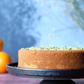 orange-semolina-cake
